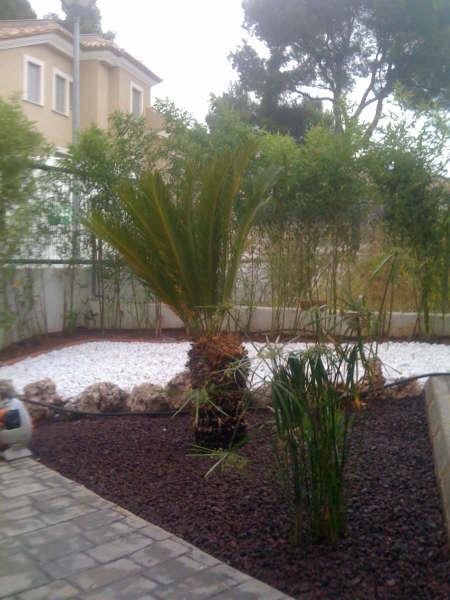 Mantenimiento Jardines Jardineria Verde